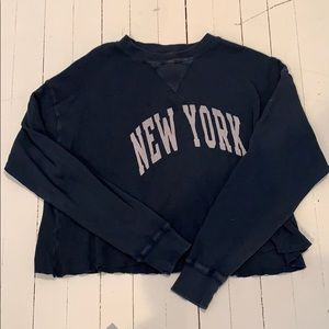 brandy Melville nyc shirt